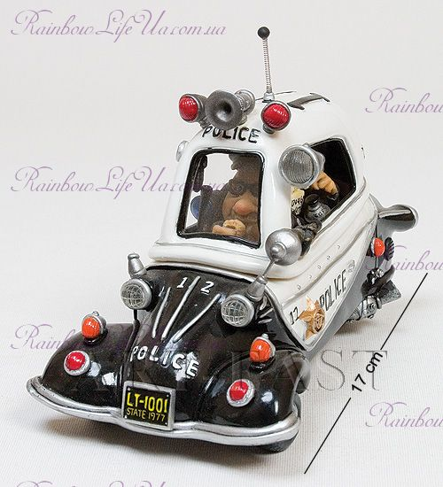 """Машина Police Car """"W.Stratford"""""""