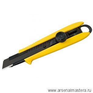 Нож TAJIMA DRIVER CUTTER с винтовым стопором DC501B/Y1 DC501YB