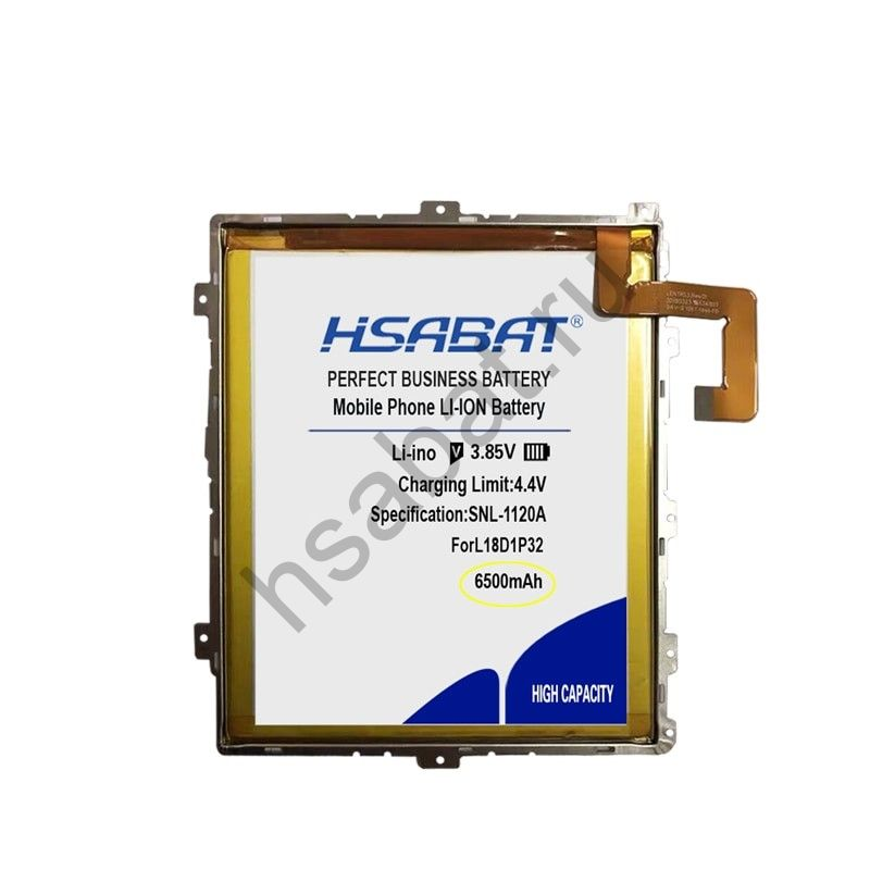 Аккумулятор L18D1P32 6500 мАч