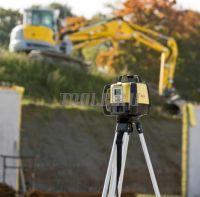 Комплект Leica Rugby 680 - ротационный нивелир по цене производителя с поверкой.