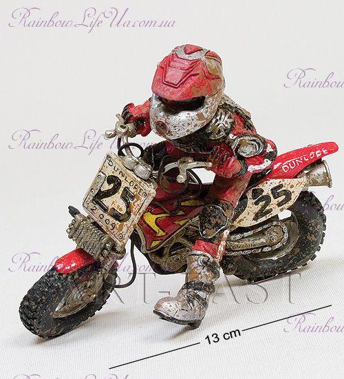"Мотоцикл Mud Warrior ""W.Stratford"""