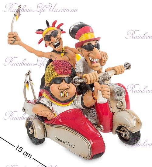 "Мотоцикл Germany Fan-Attics ""W.Stratford"""