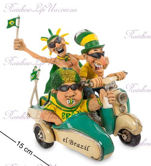"""Мотоцикл Brasil Fan-Attics """"W.Stratford"""""""