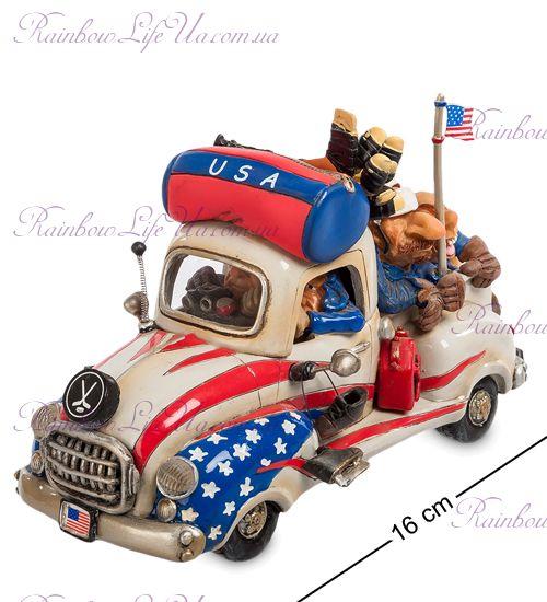 "Машина USA Road Trip ""W.Stratford"""
