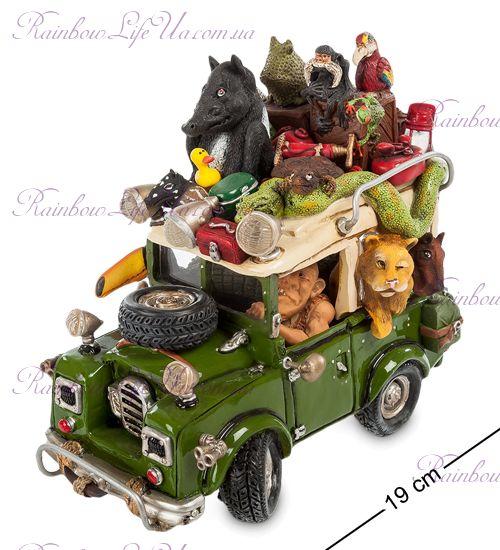 "Машина Jungle Cruise ""W.Stratford"""