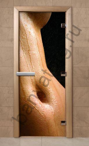 Дверь для бани F225