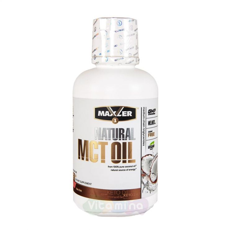 Maxler MCT Oil Natural, 450 мл