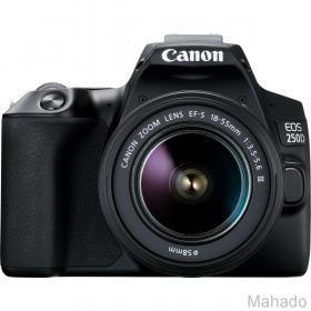Canon EOS 250D Kit 18-55mm iii ( без0