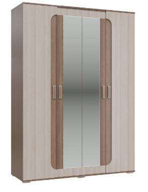 Шкаф платяной Пальмира 4-4820
