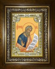 Икона Иезекииль пророк (18х24)