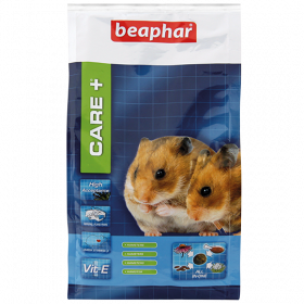 Beaphar Care+ Полноценный корм для хомяков. 250гр