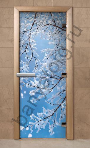 Дверь для бани F231