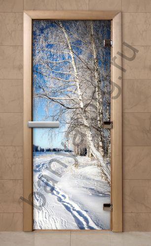 Дверь для бани F234
