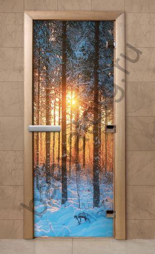 Дверь для бани F235