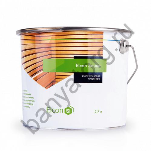 Пропитка для древесины Sauna (2.7 л) ELCON