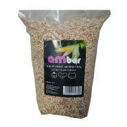 AmBar Наполнитель кукурузный впитывающий для всех видов животных, 5 литров