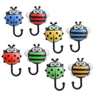 Набор настенных крючков Insects Suctions Hook, 2 шт