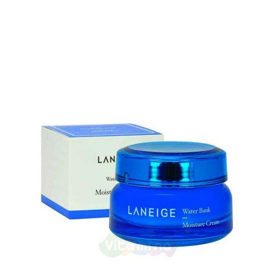 Laneige Увлажняющий крем с ледниковой водой Water Bank Moisture Cream, 50 мл