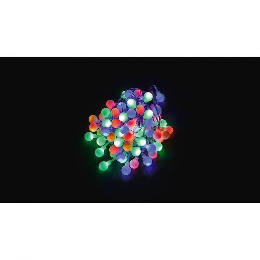 Светодиодная гирлянда Feron Фигурная 230V разноцветная с мерцанием CL65 32353
