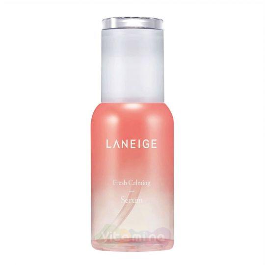 Laneige Освежающая успокаивающая сыворотка для лица Fresh Calming Serum, 80 мл