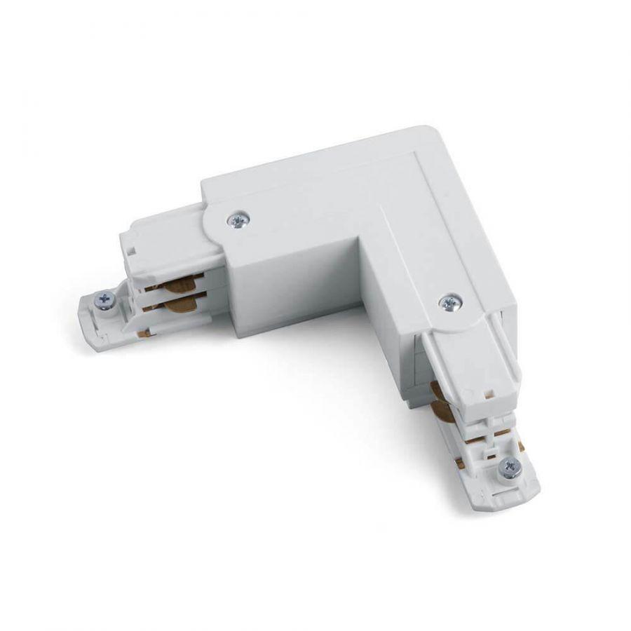 Коннектор угловой левый Feron PRO-0435 41080