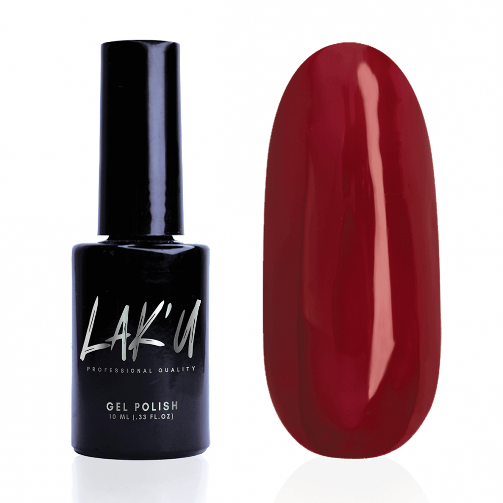 LAK'U гель-лак Global G 27, 10 мл