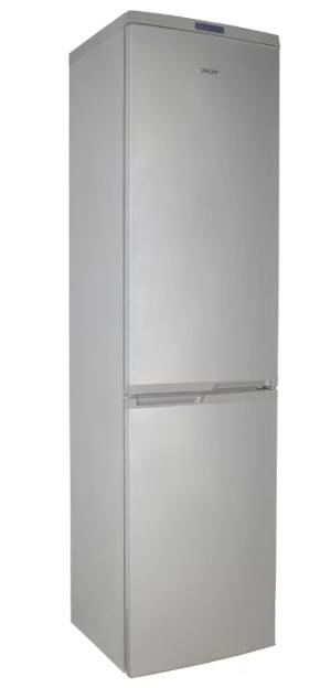 Холодильник DON R-299 MI Металлик искристый