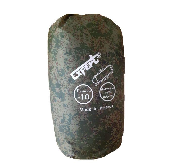 Спальный мешок-одеяло армейский Expert -10°C