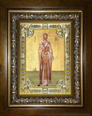 Икона Леонид Афинский святитель (18х24)