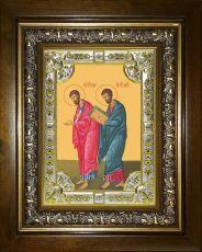 Икона Лука и Марк апостолы (18х24)
