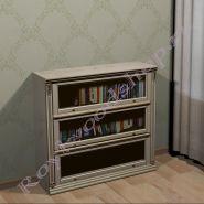 """Книжный шкаф """"Лондон ЛИ береза"""""""