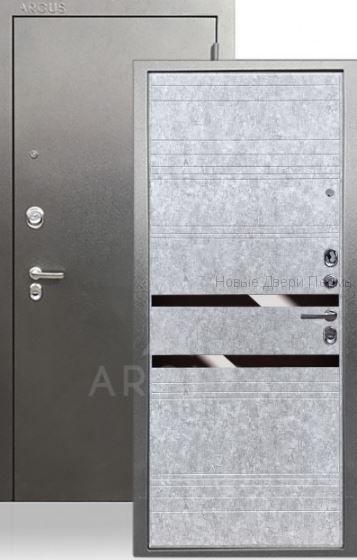 Аргус Ювентус «ДА-65» Штукатурка светлая сталь 2мм