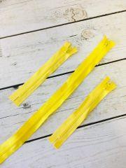 молния трактор 90см длинная лимон