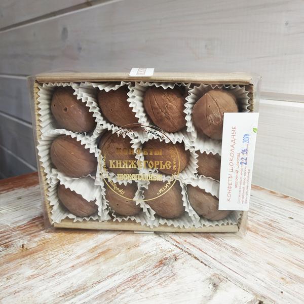 """Конфеты шоколадные """"Медовое лакомство"""" (молочный) 120 гр."""