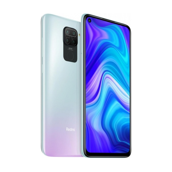 Xiaomi Redmi Note 9 3/64 ГБ (белый)