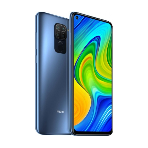 Xiaomi Redmi Note 9 4/128 ГБ (серый)