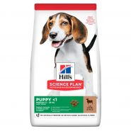 Hill's Puppy Healthy Development Lamb & Rice - Для щенков всех пород с ягненком и рисом (12 кг)