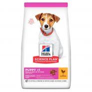 Hill's Puppy Healthy Development Mini Chicken - Для щенков мелких пород с курицей (3 кг)