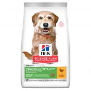 Hill's Canine Adult 7+ Youthful Vitality Mini Breed - Для собак мелких пород старше 7 лет (2,5 кг)
