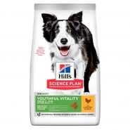 Hill's Canine Adult 7+ Youthful Vitality Medium Breed - Для собак старше 7 лет (12 кг)