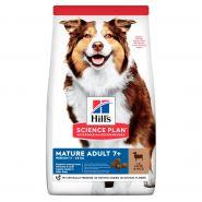 Hill's Canine Science Plan Mature Adult 7+ Lamb & Rice - Для собак старше 7 лет с ягненком и рисом (2,5 кг)