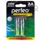 Аккум.Perfeo AA R6 1800mAh/ 2BL