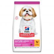 Hill's Canine Mature Adult 7+ Small & Mini - Для пожилых собак миниатюрных пород (1,5 кг)