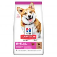 Hill's Canine Adult Small & Miniature Lamb & Rice - Для собак мелких и миниатюрных пород с ягненком (1,5 кг)
