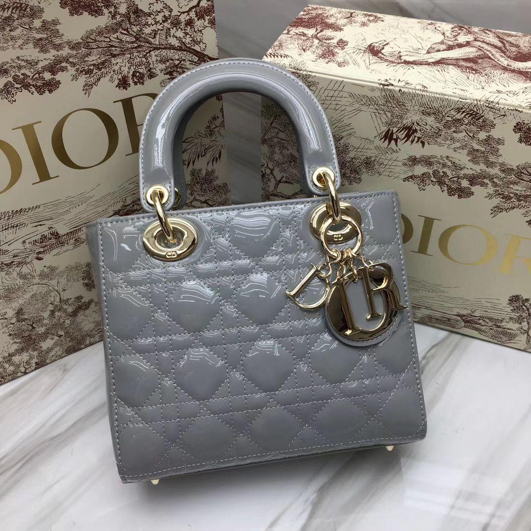 Lady Dior 20 cm