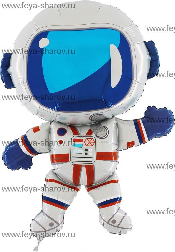 Шар Космонавт 97 см