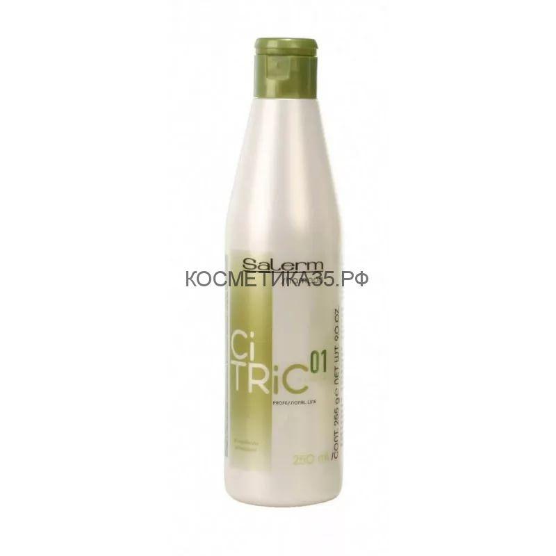 Salerm Шампунь для окрашенных волос  250/1000 мл Shampoo Citric Balance