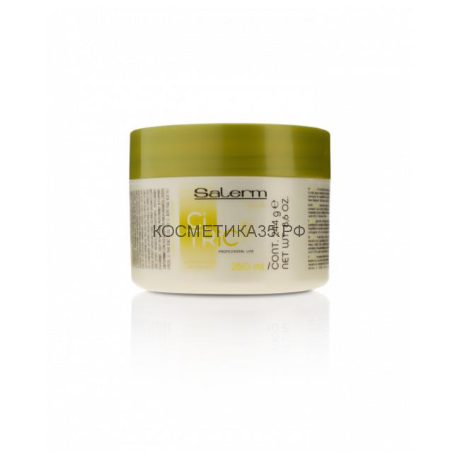 Salerm Маска для окрашенных волос  250/1000 мл Shampoo Citric Balance