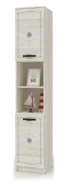 Шкаф комбинированный Регата 4