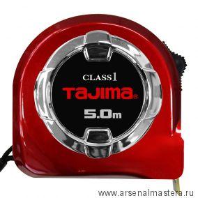 Рулетка TAJIMA HI LOCK CLASS 1 5 м / 25 мм H1550MW